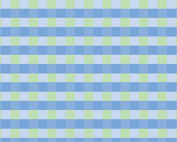 honey huckleberry gingham gingham