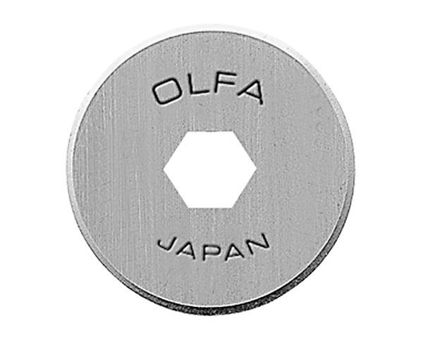 Olfa RB18 Stainless Steel Rotary Blade (2/pack)